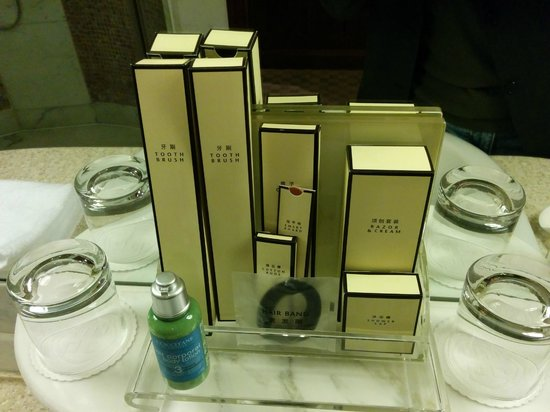 Shangri-La's China World Hotel: Amenities