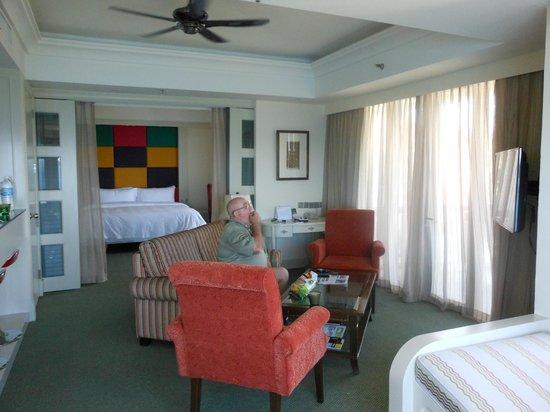 Sutera Harbour Resort (The Pacific Sutera & The Magellan Sutera): Magnifient rooms