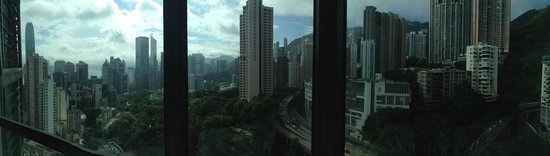 Bishop Lei International House: View from 14th floor