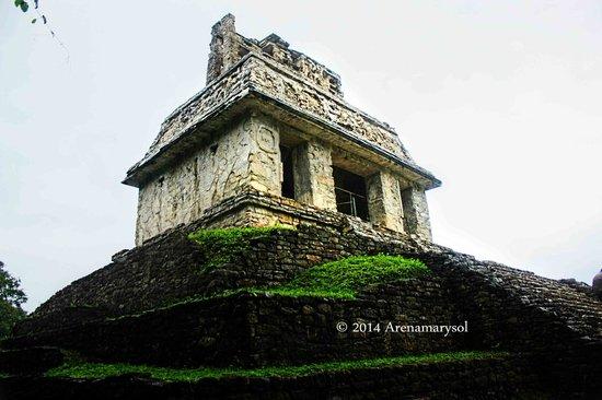 National Park of Palenque: Palenque