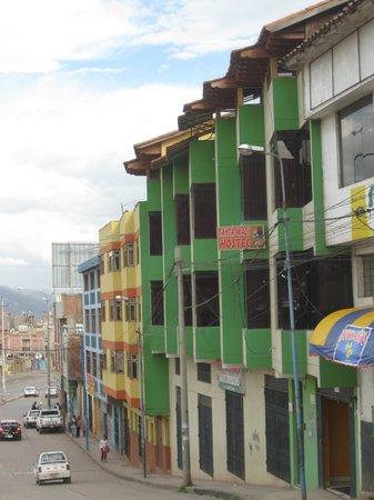Tayta Wasi Hostel: Hostel