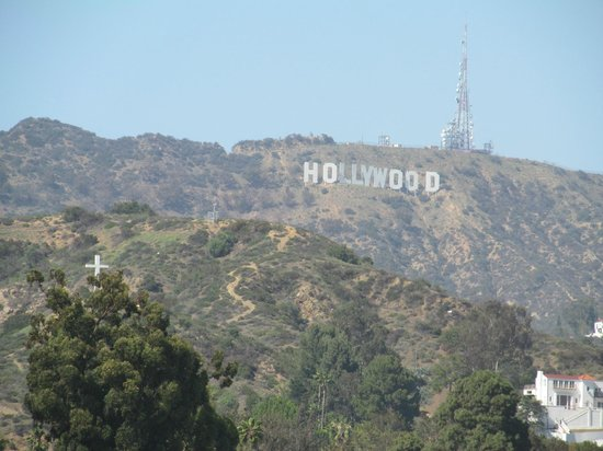 Quality Tours of Las Vegas : Hollywood sign