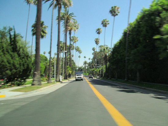 Quality Tours of Las Vegas : Beverly Hills