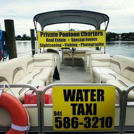 Second Wind Marine - Water Taxi Service