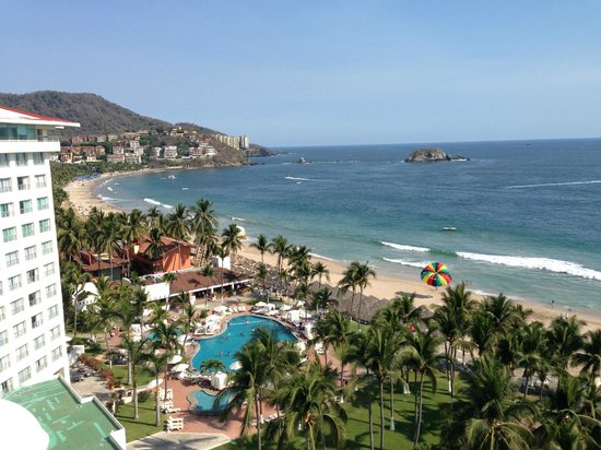 Sunscape Dorado Pacifico Ixtapa: view from the room
