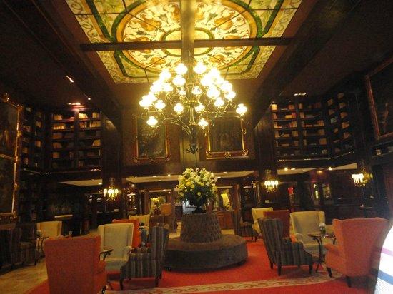 Hotel Geneve Ciudad de Mexico : Hall de entrada