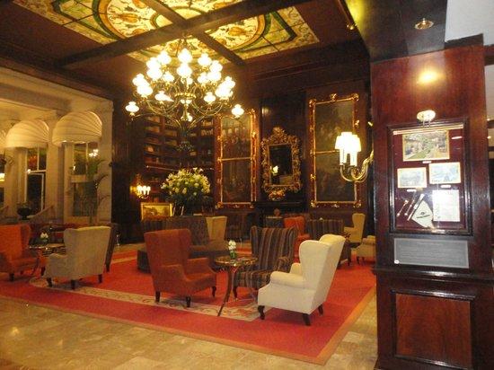 Hotel Geneve Ciudad de México: Hall de entrada