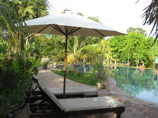 Battambang Resort: Amazing pool