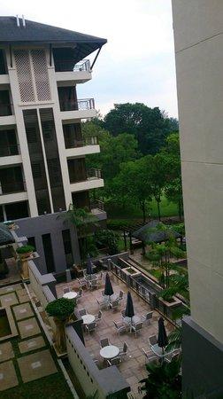 Pulai Springs Resort: View from room