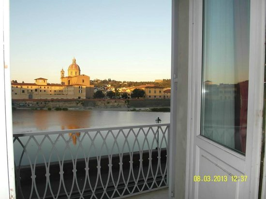 The Westin Excelsior Florence: sunrise at florence