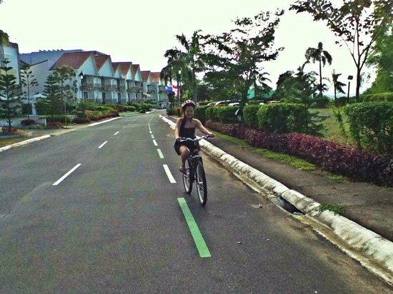Thunderbird Resorts - Rizal: Biking 1