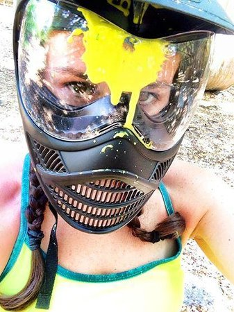 Maui Paintball : Hit, but totally worth it!