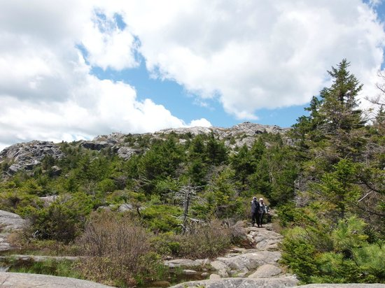 Mount Monadnock State Park: Climb the stairway to heaven at Monadnock!