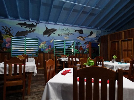 Tranquility Bay Resort : TBR restaurant