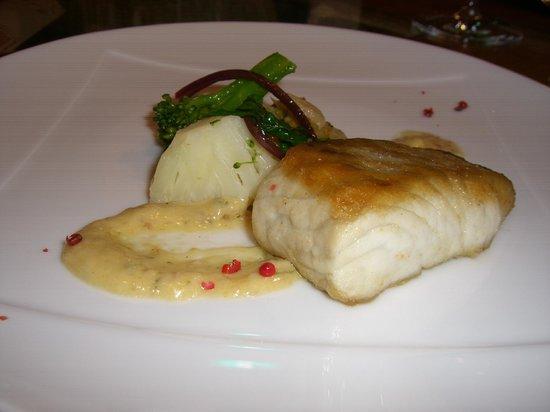 Chitose: メインディッシュ(魚)