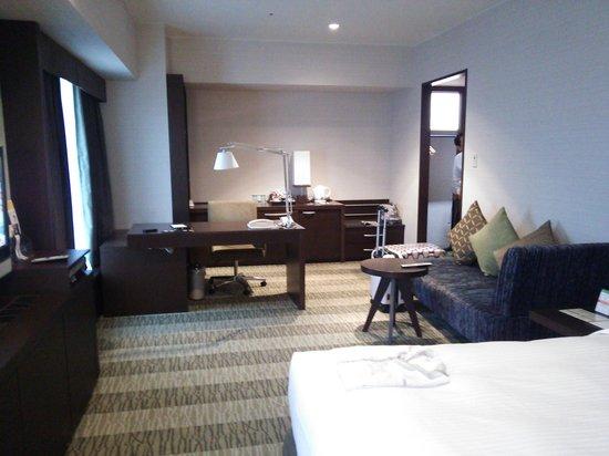 RIHGA Royal Hotel Osaka: 客室 DXツイン