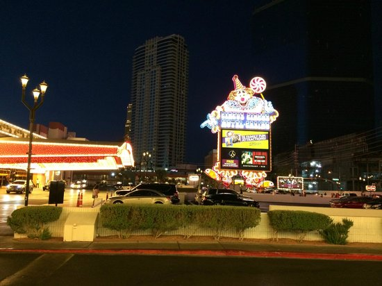 Circus Circus Hotel & Casino Las Vegas : Hotel