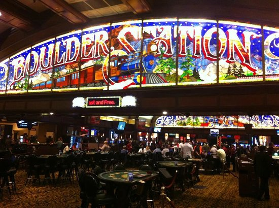 Boulder Station Hotel and Casino Bingo Room