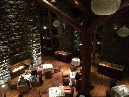 Tambo del Inka, a Luxury Collection Resort & Spa : restaurante