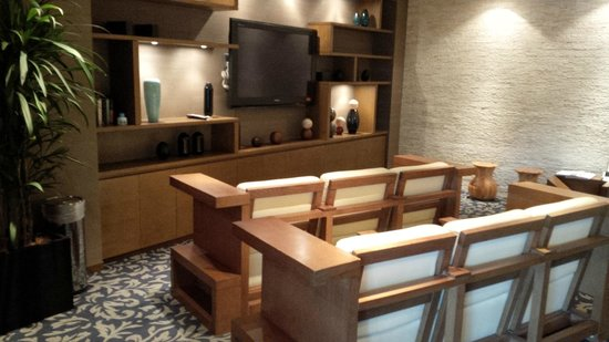 Hotel Sunroute Plaza Shinjuku : Guest lounge/business center - 2F