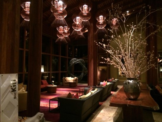 Tambo del Inka, A Luxury Collection Resort & Spa, Valle Sagrado: Lobby