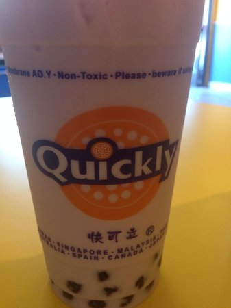 Quickly: Milk tea