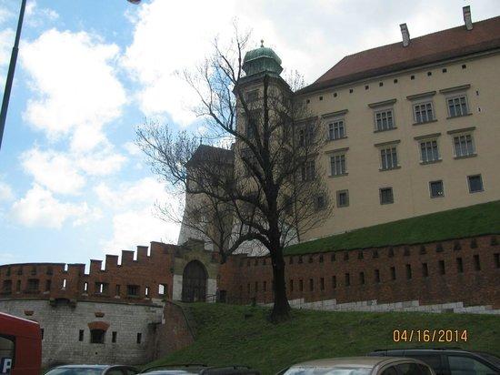 Wawel Royal Castle: panorâmica do Castelo de WaWEL
