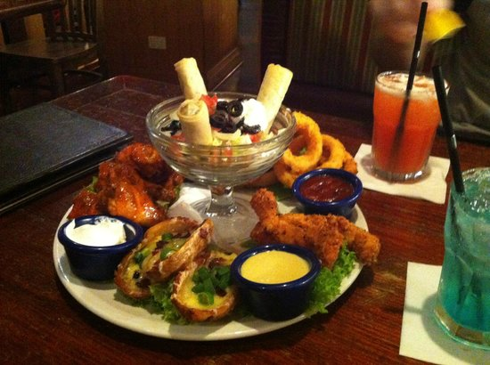 Hard Rock Cafe : Jumbo combo