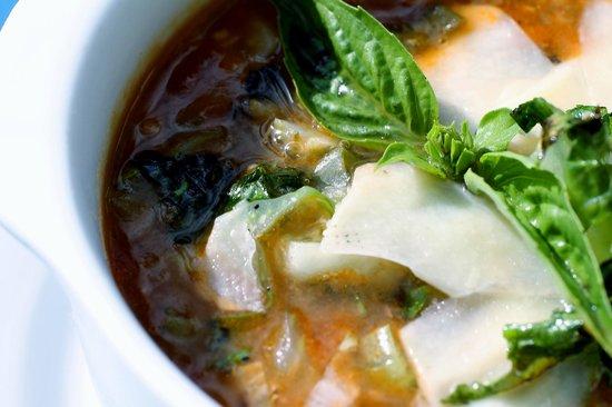 Daiquiri Dick's: Cannelli Bean Soup