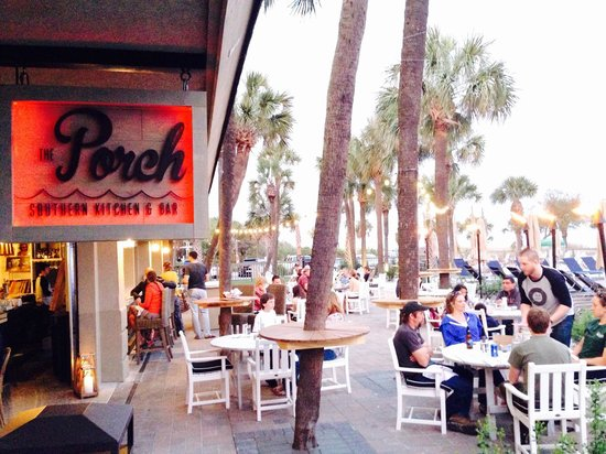 The Porch And Kitchen Bar Hilton Head