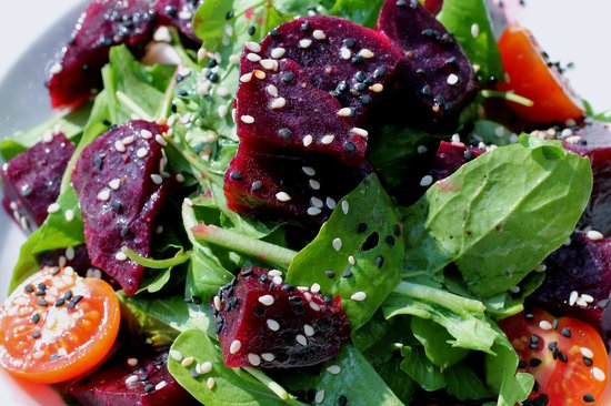 Daiquiri Dick's: Beet & Arugula Salad