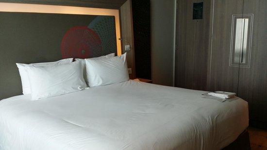 Novotel Bangkok Platinum Pratunam : Room