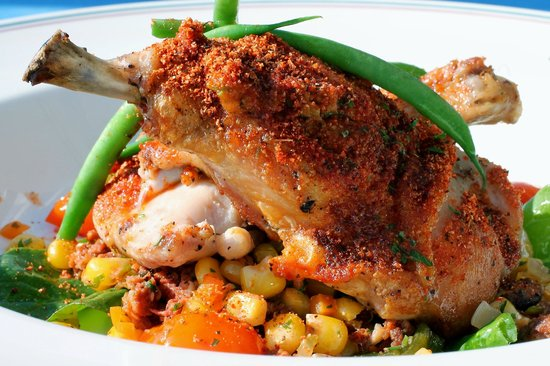 Daiquiri Dick's: Cajun-Style Roasted Chicken