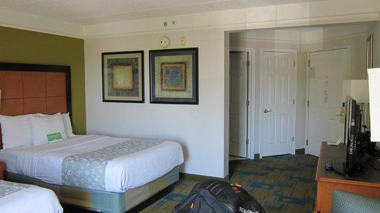 La Quinta Inn Orlando Airport West: habitacion matrimonial