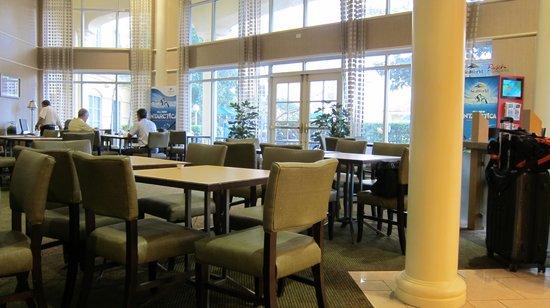 La Quinta Inn Orlando Airport West: comedores