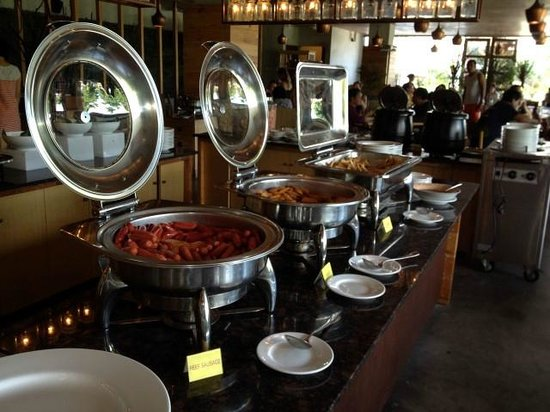 Grand Inna Kuta: Breakfast Buffet