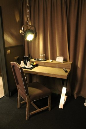 Wyndham Mannheim: Desk
