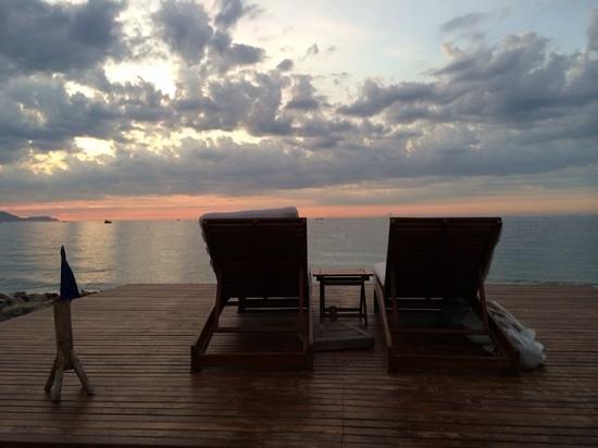 Mia Resort Nha Trang: View from the villa