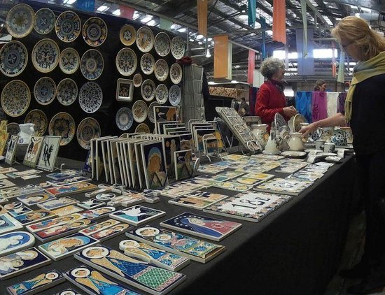 diverse range of crafts in abundance photo de depot markets canberra tripadvisor