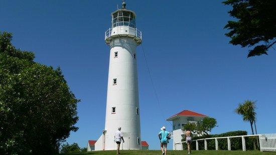 Tiritiri Matangi Island: Tiri lighthouse