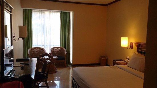Sanur Paradise Plaza Hotel : Room for entrance