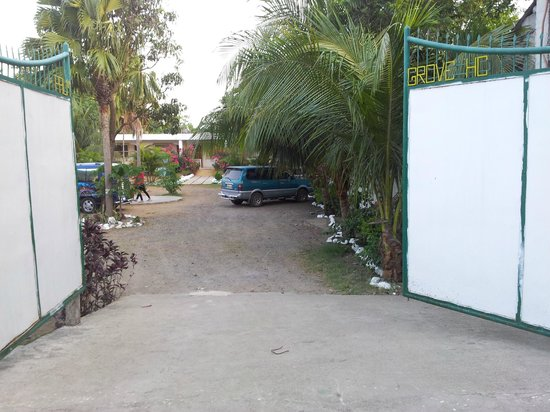 Palm Grove Saud Holiday Complex: From the gate
