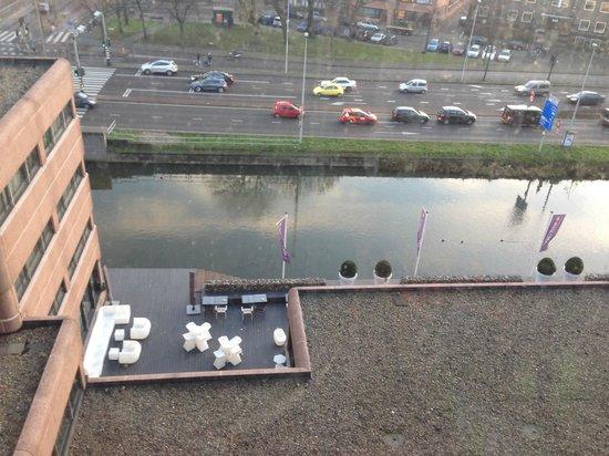 XO Hotels Park West : Vista do quarto
