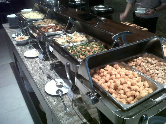Midtown Hotel: Buffet Breakfast