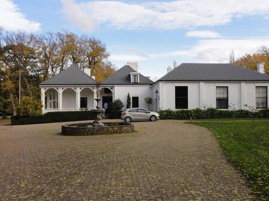 Quamby Estate: nice old estate