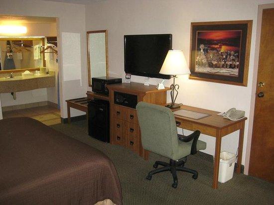 Best Western Plus Saddleback Inn Conference Center Office Area Wi