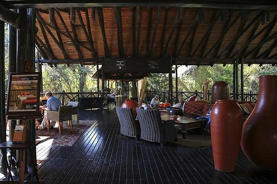 Protea Hotel by Marriott Kruger Gate: Hotel grounds