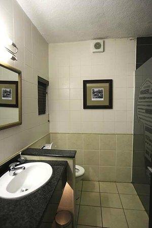 Protea Hotel by Marriott Kruger Gate : Hotel bathroom