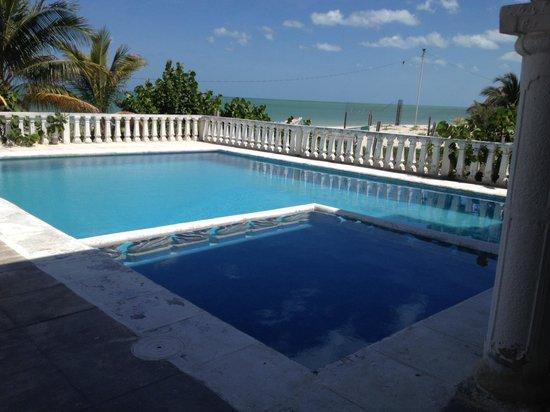Ecohotel Flamingo Playa: Relax
