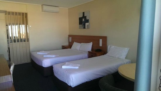 Karinga Motel: Standard Twin Room